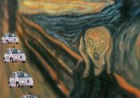 scream google cars2